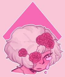 [SU] Pink Diamond by MADzo22