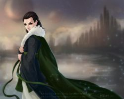 Loki _ like a King of Asgard by pastellZHQ