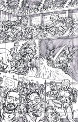 Infinity 3 Count Page 3 Pencils by KurtBelcher1