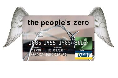 Get a charity credit card by Thepeopleszero