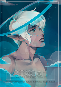 Moonboy by Roxoah