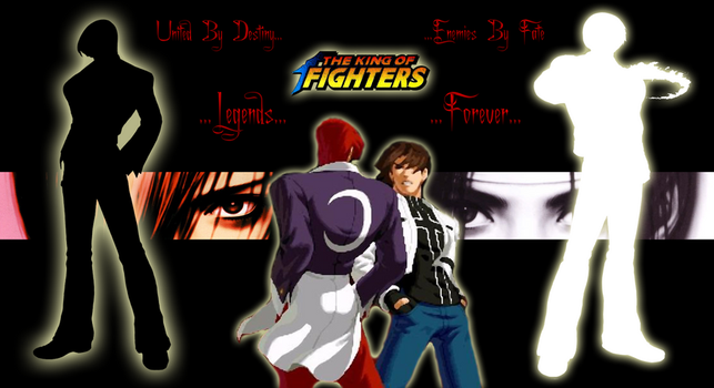 King of Fighters Wallpaper by One-Mister-Badguy