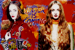 Winter Is Coming - CAUSE WE ARE THE HOUSE STARK. by love1Dhatebitch