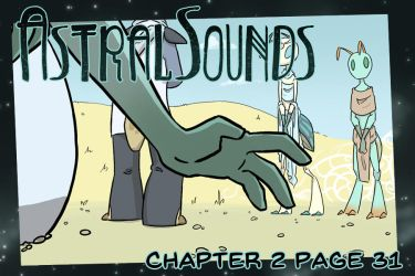 AstralSounds Chapter 2 Page 31 (Preview) by The-Snowlion