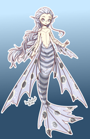 Mermaid Boy Adopt OPEN [Closed] by Hecateadopt