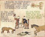 The Dead Parrot Sketch in 1066 by Xaviere