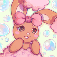 bubbly buneary