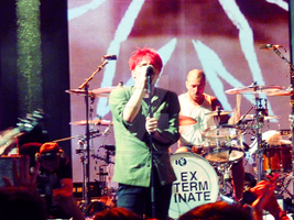 Gerard Way at iTunes Festival by VitriolicHeart