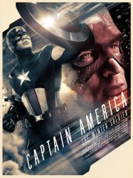 Captain America: The Winter Soldier by turk1672