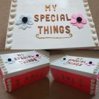 Memory box. From different angles! by MadameButterfly94