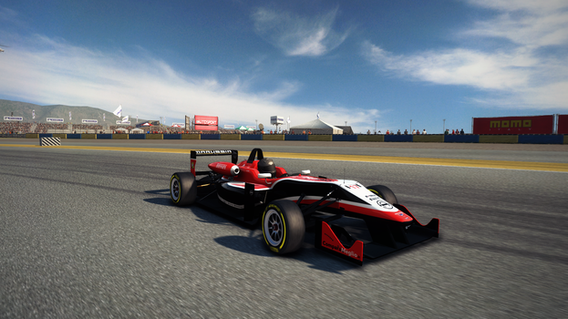 Marussia F1 Team Livery for Dallara F312 by NG-yopyop
