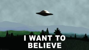 X-Files - I Want To Believe by RamaelK