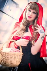 Red Riding Hood by Franky-chan