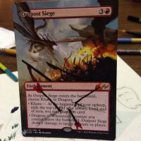 Outpost Siege - Border Extension by Hurley-Burley-Alters