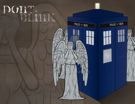 Don't Blink by sukalew