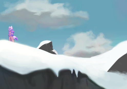 mountain by SuperLeon