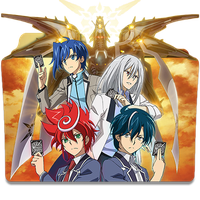 Cardfight!! Vanguard GZ v2 by EDSln