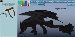 Create a Night Fury Review by DragonWolfGirl2