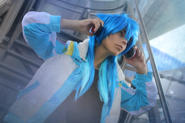 Aoba Seragaki Cosplay 1 /// DRAMATICAL MURDERER by betweenmyface