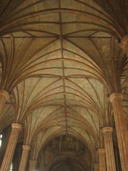 Vaulted Ceilings by ayanamifaerudo
