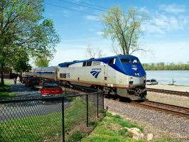 Amtrak 186 by SMT-Images