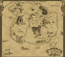 Zelda: The Known World by TheWhiteMaiden