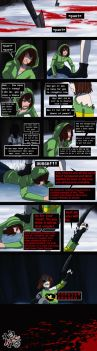 ::NMT BAD ENDING - The First Task (Continued):: by xxMileikaIvanaxx