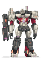 CYBERTRONIAN MEGATRON COMMISSION by Ultrafpc