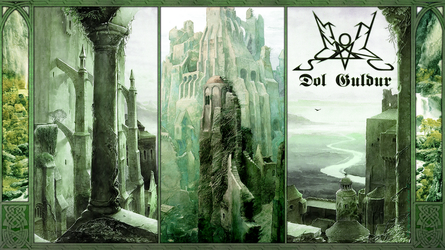 Summoning - Dol Guldur (9.0) by adamtsiolas