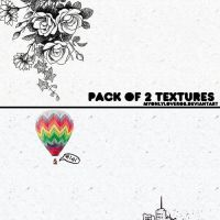 Pack of 2 Textures by myonlyloverob