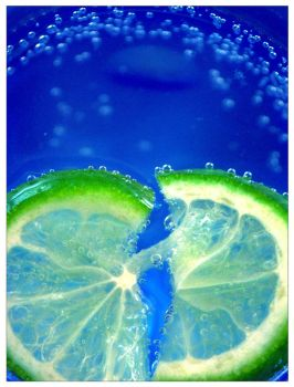 A Hint of Lime by alkaline