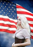 Thoughts Of Freedom by DJMadameNoir