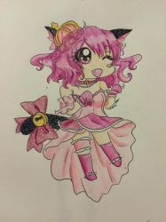 .Prize. Magical Girl Redesign by prettycure97