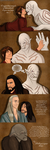 Hobbit and Lord of The Rings - Sketchdump! by Sapphiresenthiss