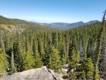 The Rocky Mountains by Scheq