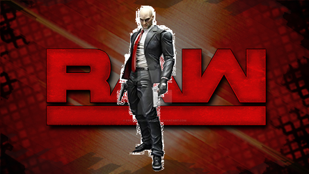 Agent 47 has been drafted to Raw by FreddyNightmare89