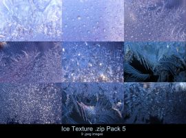 Ice Texture .zip Pack 5 by Melyssah6-Stock