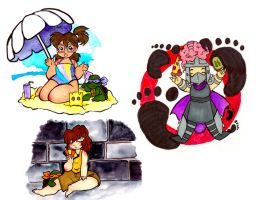 Tmnt 1987 Summer time Part 1 by Inya-spring