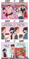 Lust-vs-Love by LuckyLadyXandra