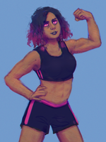stronk by krooku