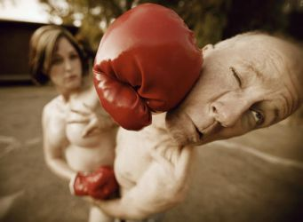 My favorite Boxing photo by PerryGallagher