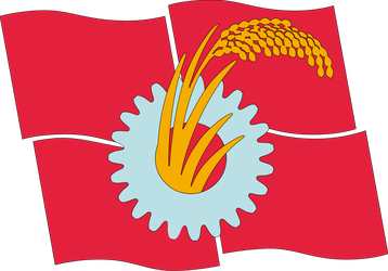 Japanese Communist Party by warblooda