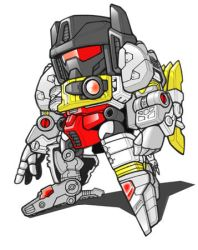 Grimlock by butto00