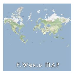 F.Worlds MAP by Tidus-902000