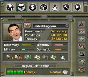 Mr.Bean for Prime Minister by DragonLord0