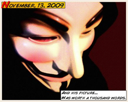 Guy Fawkes Mask Manip. Comic by Zer0Undead