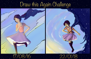 Improvement Challenge by Sereida-Arts