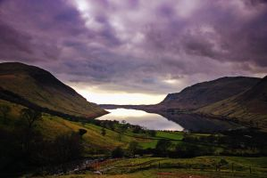 Storm Over Wastwater by Capturing-the-Light
