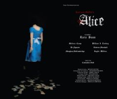 Alice The Play. IC by elphin-art