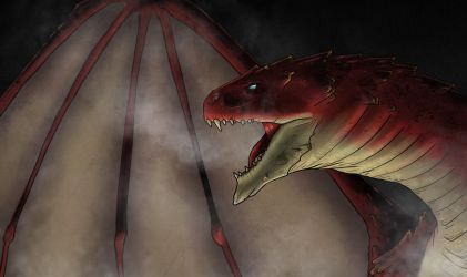 Red Dragon by TheKid221